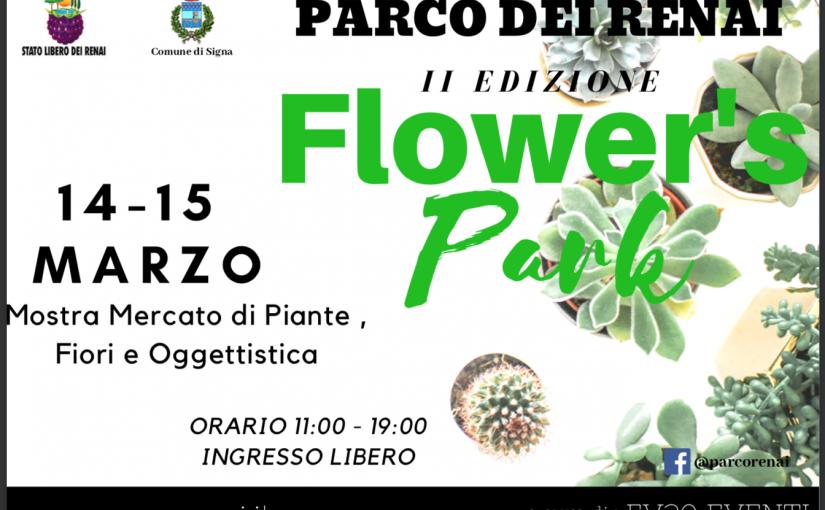 Flower's Park 2020